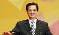 Новогодняя статья премьер-министра СРВ Нгуен Тан Зунга