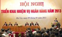 В Ханое прошли конференции по выполнению задач банковского сектора и правосудия