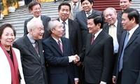 Усиление взаимодействия между президентом страны и ОФ Вьетнама
