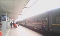 Встреча Нового года по лунному календарю в поезде