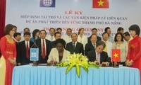 В Дананге подписано соглашение о финансировании проекта устойчивого развития города