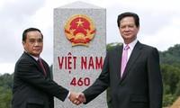 Лаосский народ рад успешному завершению демаркации границы и установки пограничных столбов