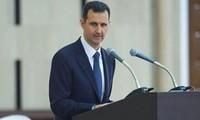 Президент Сирии пообещал уничтожить террористов