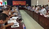 Заседание госкомитета по реализации проекта строительства ГЭС «Шонла-Лайтяу»