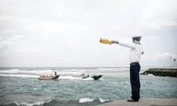 Активизация пропагандистской работы по защите суверенитета страны над морем и островами