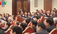 Пресс-релиз по работе 8-го пленума ЦК КПВ 11-го созыва