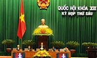 Парламент СРВ принял Постановление об усилении мер по борьбе с преступностью