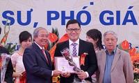 В Ханое чествованы 10 лучших представителей столичной молодежи 2013 года