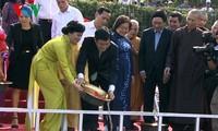 Вьетнамские эмигранты вносят вклад в строительство Родины