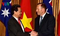 Визиты Нгуен Тан Зунга подняли отношения Вьетнама с Австралией и Новой Зеландией на новую высоту