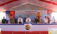 В провинции Хаузянг началось строительство конференц-центра