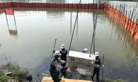 Применение японских технологий в очистке водоёмов в провинции Куангнинь