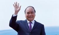 Премьер-министр Вьетнама прибыл в Шанхай для участия в Китайской международной импортной ярмарке