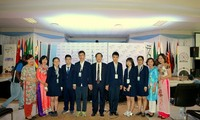 Вьетнам занял 3-е место на естественнонаучной олимпиаде юниоров (IJSO)