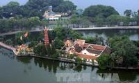 Западное озеро – интересное место в ценре Ханоя