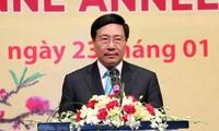 В каждом достижении Вьетнама есть вклад послов зарубежных стран и представителей международных организаций