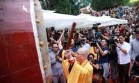 По всему Вьетнаму начались весенние праздники