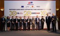 EuroCham презентовала «Белую книгу» 2019 года о торговле и инвестициях во Вьетнаме