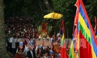Начались мероприятия в честь праздника храма королей Хунгов