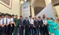 Нгуен Суан Фук принял участие в церемонии празднования 60-летия со дня создания летного экипажа 919