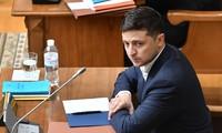 Владимир Зеленский хочет урегулировать конфликт на востоке Украины с помощью Франции и Германии