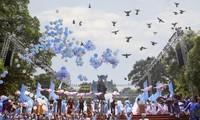 В Ханое отмечается 20-летие со дня присвоения ему звания «Город за мир»