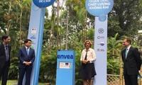 Франция установила станцию контроля загрязнения атмосферы в Ханое