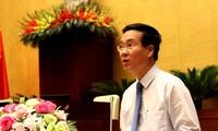 Всереспубликанская конференция по подведению итогов 3-летнего выполнения Директивы №5 Политбюро ЦК КПВ