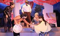 Клуб «Синяя звезда» - площадка для встреч молодых артистов, увлекающихся театральным искусством