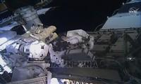 Впервые выход в открытый космос совершили женщины-астронавты