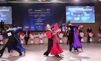 Танцевальный спорт: Впервые Вьетнам выступил на мировом первенстве