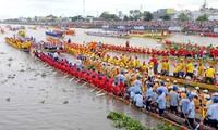Праздник Ок Ом Бок и культура народности Кхмер