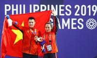 Вьетнамские спортсмены успешно выступили в первый день соревнований на 30-х играх ЮВА