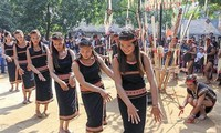 Традиционные танцы Соанг народности Бана