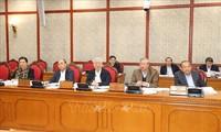 Нгуен Фу Чонг председательствовал на заседании Политбюро ЦК КПВ