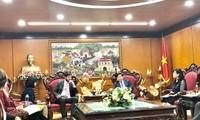 Активизация сотрудничества с Радио «Голос Вьетнама» - один из приоритетов ЮНЕСКО