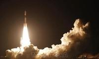 Япония вывела на орбиту на ракете-носителе спутник по сбору данных