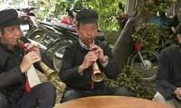 Флейта Пиле – традиционный музыкальный инструмент народности Зяй