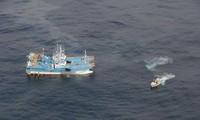 5 вьетнамцев пропали без вести при крушении грузового судна у берегов Японии