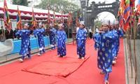 Народность Мыонг в провинции Футхо с почтением сохраняет культ поклонения королям Хунгам