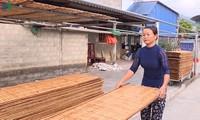 Ремесленная деревня по производству марантовой вермишели Биньлы провинции Лайтяу
