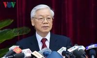 Генсек ЦК КПВ, президент страны направил письмо соотечественникам в связи с 74-й годовщиной Вьетнамского дня борьбы со стихийными бедствиями