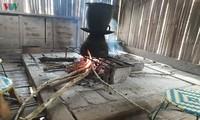 Очаг в доме на сваях  - неотъемлемая часть повседневной жизни народности Тхай