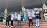 Во Вьетнаме ещё 6 пациентов с коронавирусом выписались из больницы