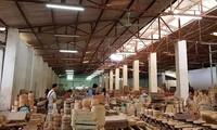 Ремесленные деревни в Ханое восстанавливают свою деятельность после пандемии Covid-19