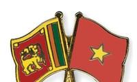 Поздравление с 50-летием со дня установления дипотношений между Вьетнамом и Шри-Ланкой