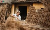 Деревня Хынгхок по производству сельскохозяйственных орудий из бамбука в провинции Куангнинь