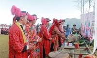 Ритуал поколения Бан Выонгу – прародителю народности Зао в уезде Баче провинции Куангнинь