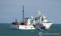 Республика Корея продолжает операцию по поиску убитого южнокорейского чиновника