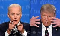 Президентские выборы в США 2020: действующий президент Дональд Трамп и кандидат в президенты Джон Байден жестко конкурируют в штатах Флорида и Аризона
